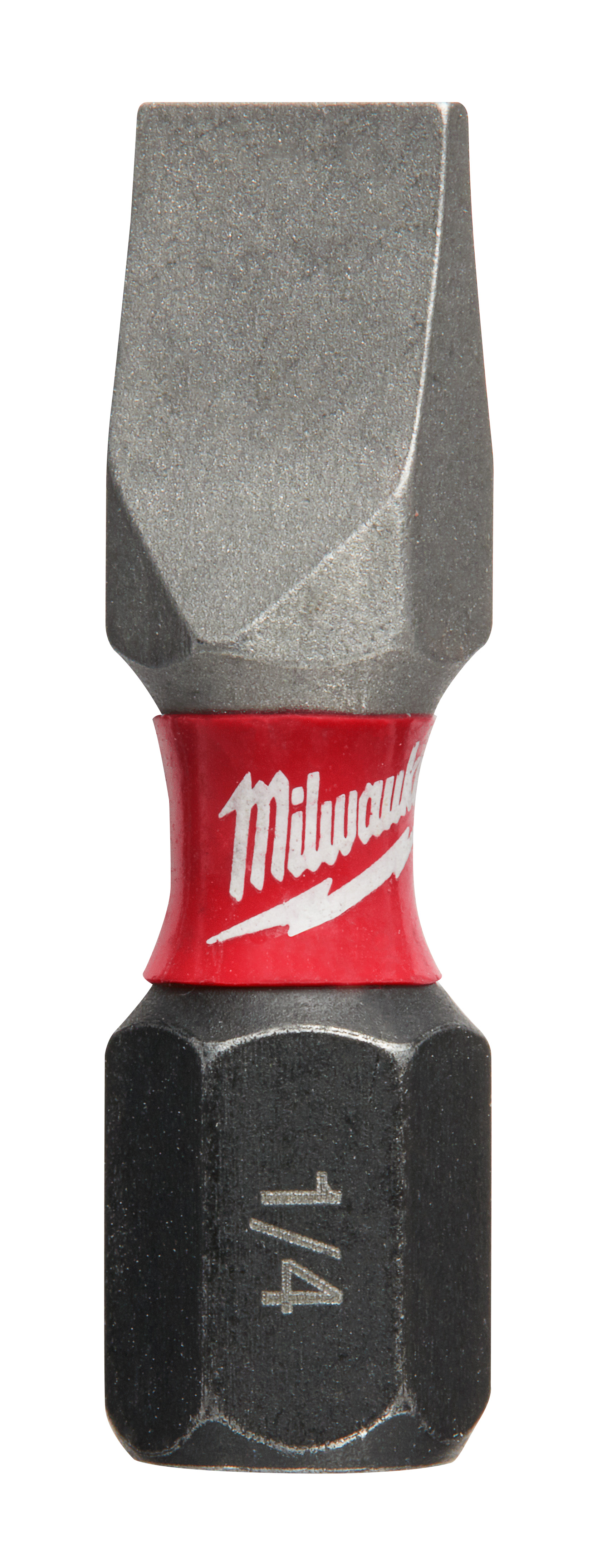 "Milwaukee 48-32-4719 SHOCKWAVE™ Impact Slotted 9/32"" Insert Bits (25 Pack)"