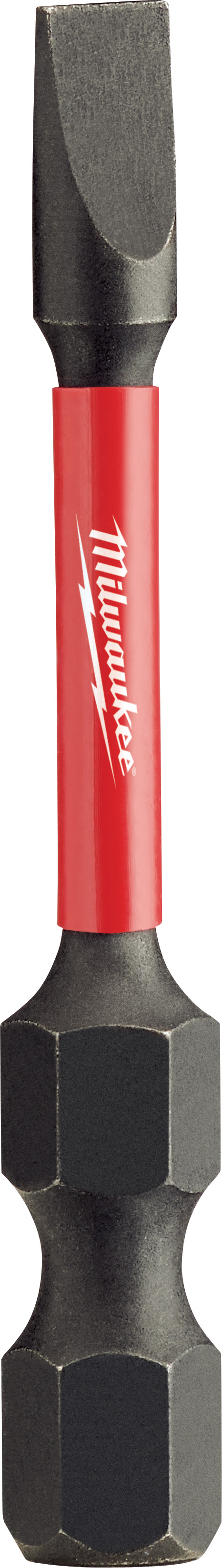 "Milwaukee 48-32-4919 SHOCKWAVE™ 2"" Impact Slotted 3/16"" Power Bit"