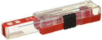Milwaukee® 48-55-0185 Heavy Duty Storage Case, 10 in H x 3 in W x 2 in D