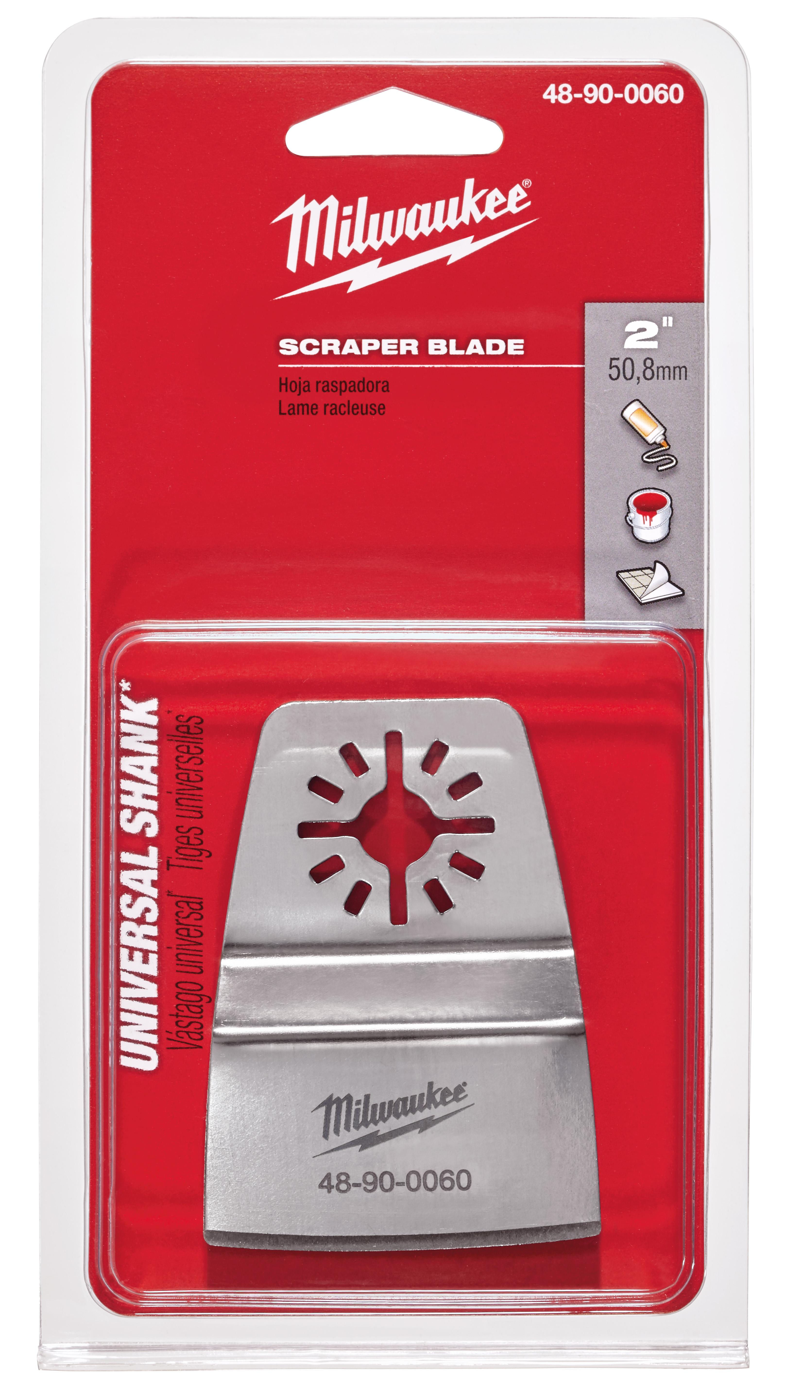 Milwaukee 48-90-0060 Scraper Blade