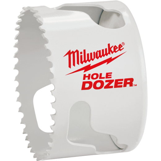 "Milwaukee 49-56-5195 3-5/8"" HOLE DOZER™ Bi-Metal Hole Saw (Bulk Pkg)"