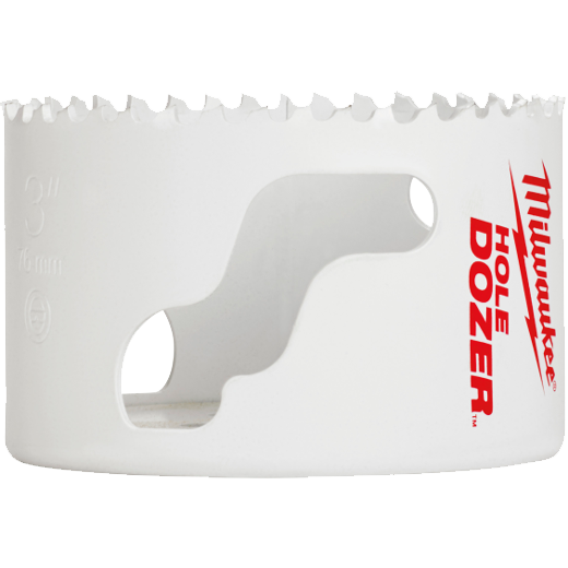 "Milwaukee 49-56-0167 2-7/8"" HOLE DOZER™ Bi-Metal Hole Saw"