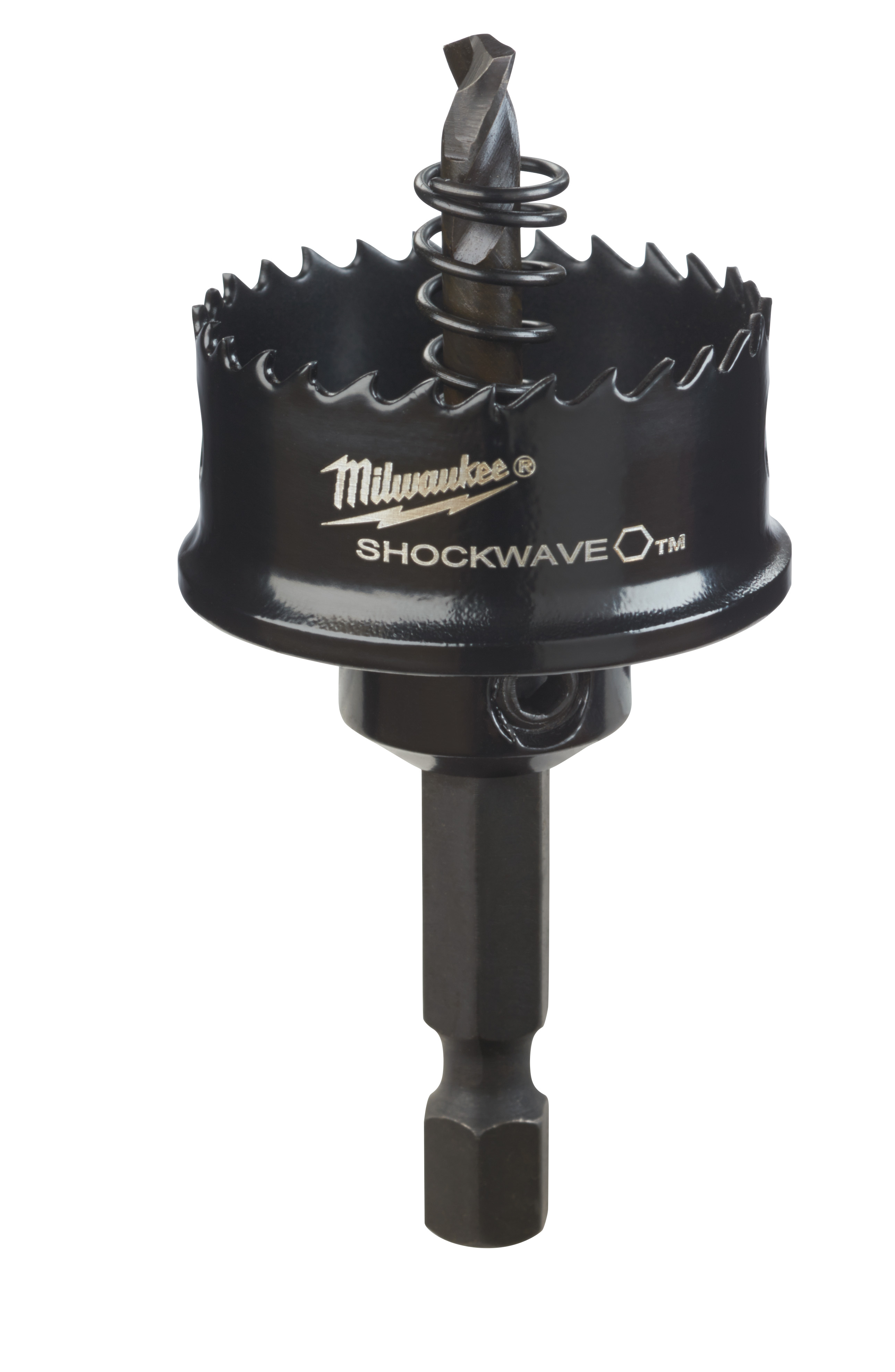"Milwaukee 49-56-9820 1-1/8"" Shockwave™ Thin Wall Impact Hole Saw"