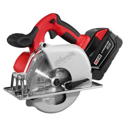 "Milwaukee 0740-22 M28™ Cordless Lithium-Ion 6-7/8"" Metal Cutting Saw Kit"