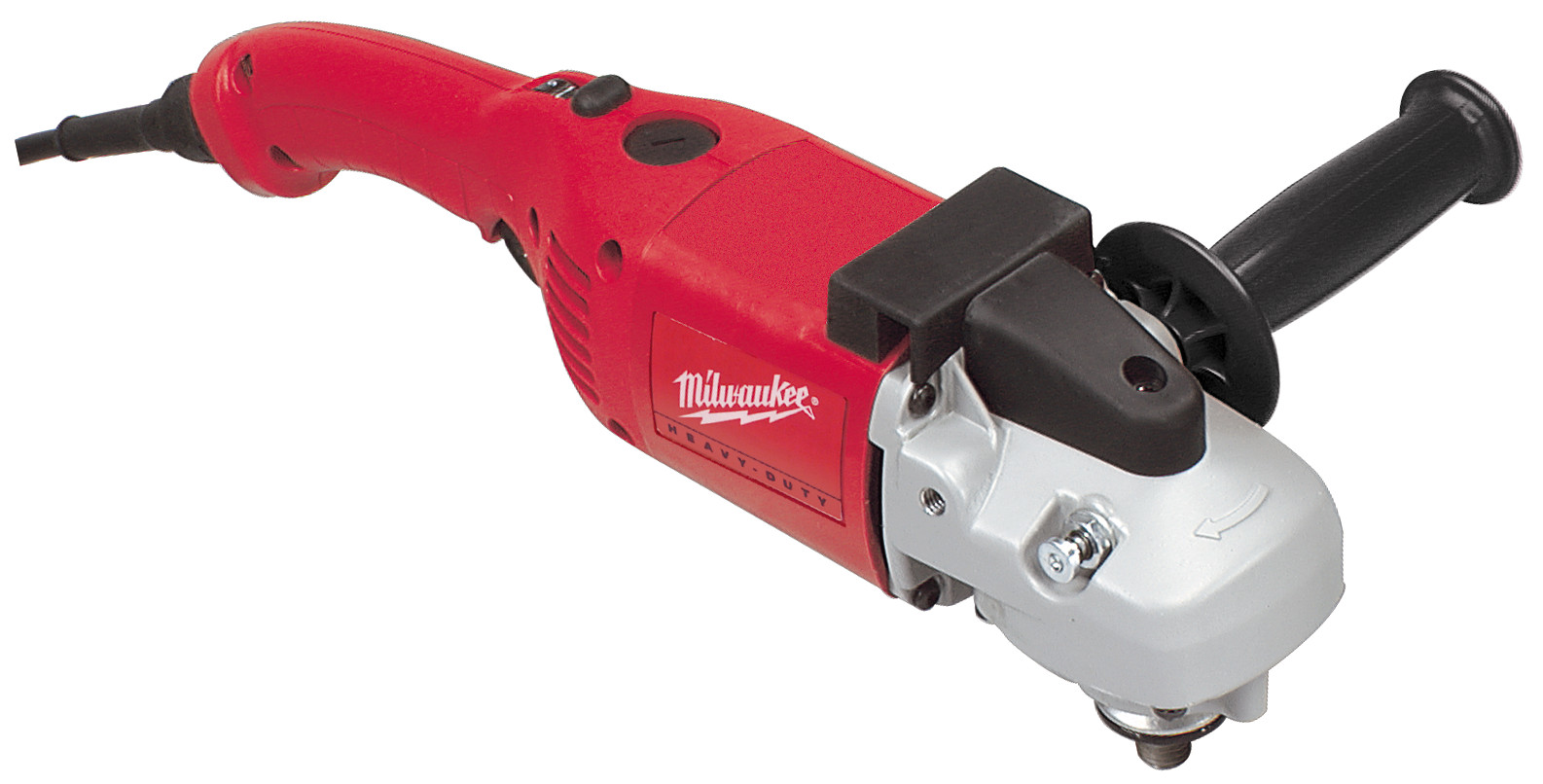 "Milwaukee 6078 2.25 Max HP, 7""/9"" Sander, 6000 RPM"