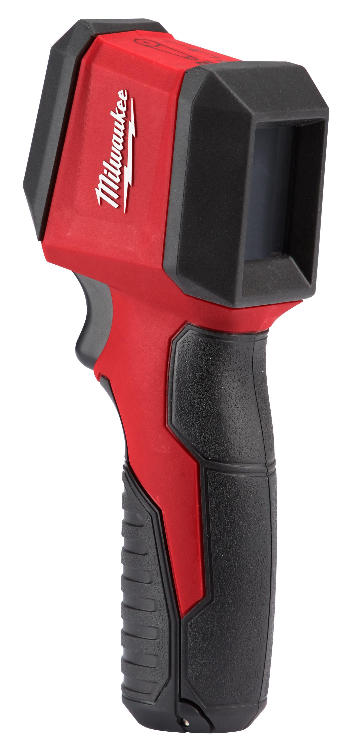 Milwaukee® 2257-20 Spot Infrared Imager, 14 to 626 deg F, Alkaline Battery