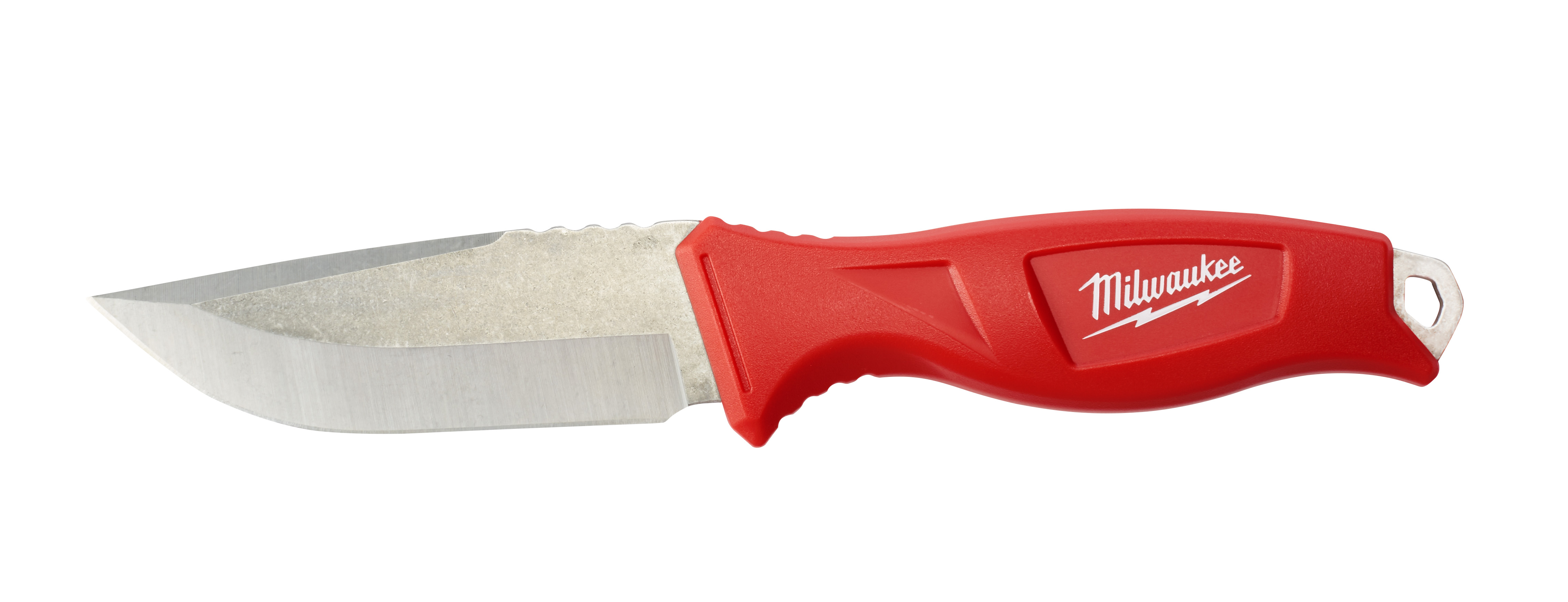 Milwaukee® 48-22-1926 Tradesman Fixed Blade Knife, 1/2 in W, Stainless Steel