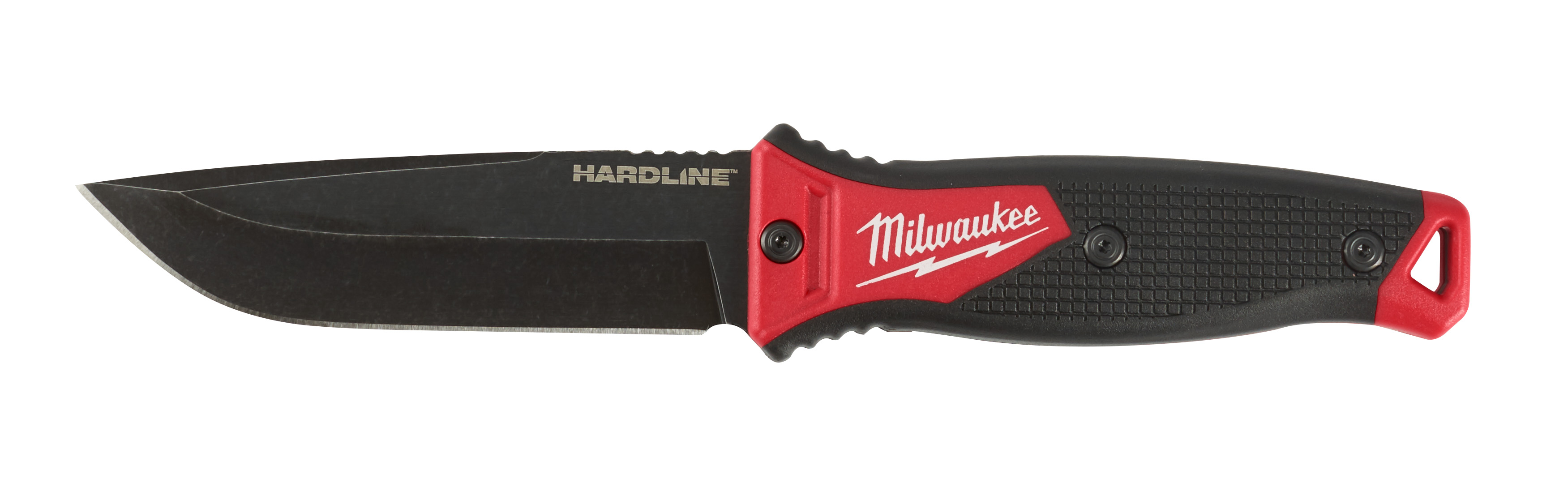 Milwaukee® HARDLINE™ 48-22-1928 Fixed Blade Knife, 0.8 in W, AUS-8 Steel