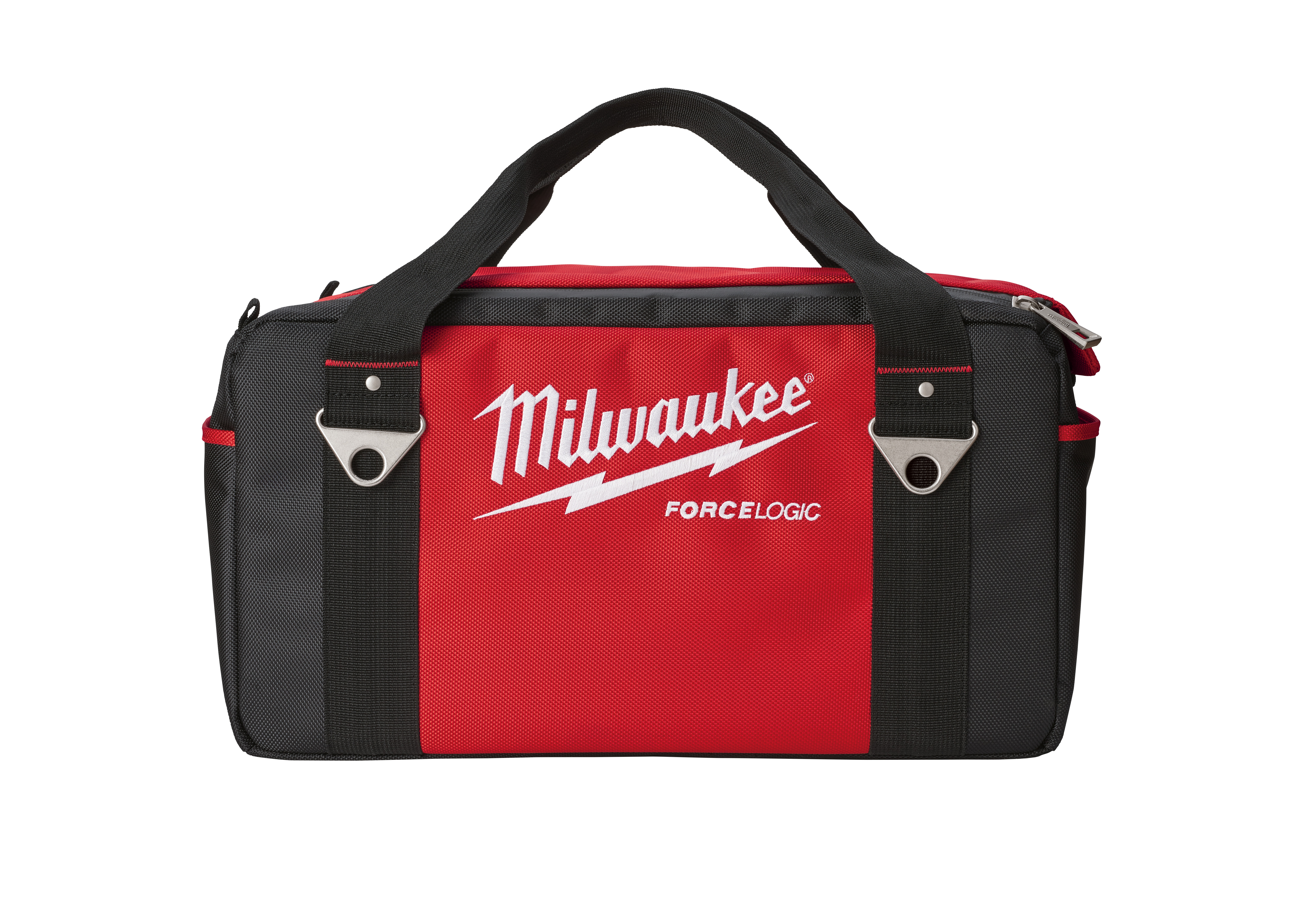Milwaukee® 48-22-8279 Overhead Cutter and Crimper Utility Bag, Nylon, Black/Red