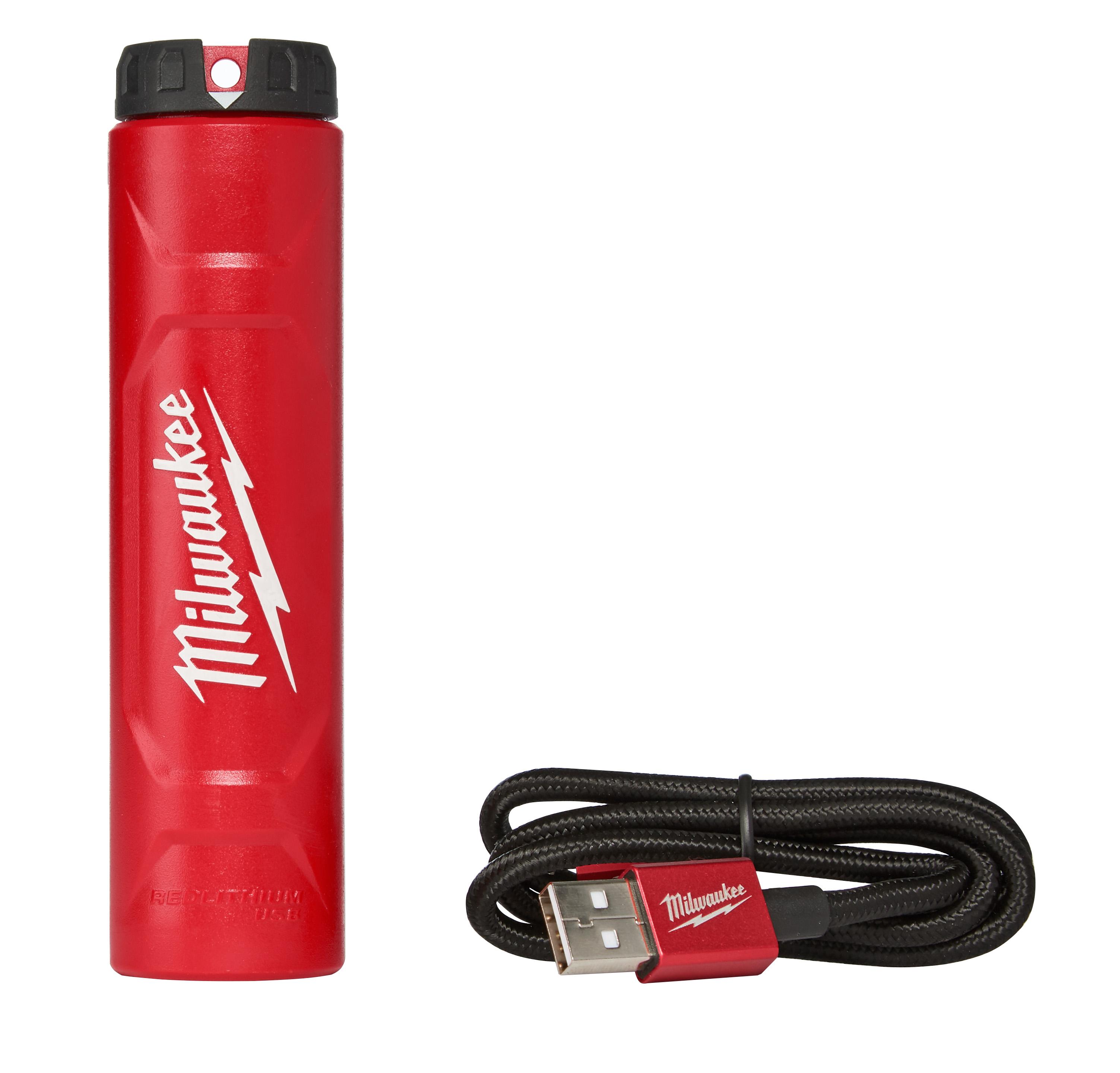 MIL 48-59-2002 REDLITHIUM USB CHARGER