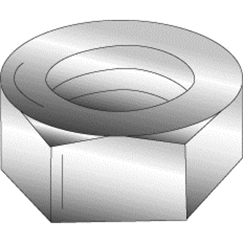CUL 40110 8-32 STEEL HEX NUT