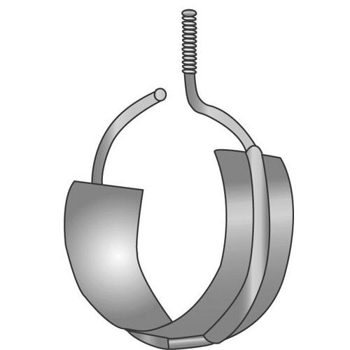 BRIDLE RING W/SADDLE