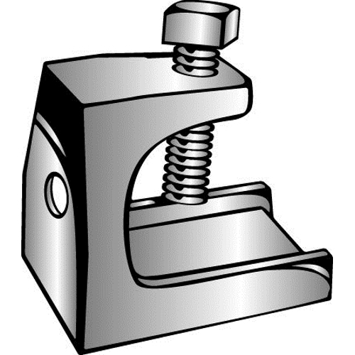 BEAM CLAMP MALLEABLE