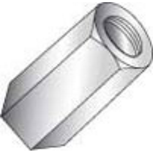 CUL 59606 3/8-16 X 1 1/8 ROD COUPLING ZP Note: These can be sold individually