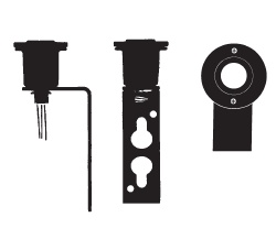 MUL30844 PHOTO CONTROL,MULBERRY,LKG,120 - 277 V,MTG: WOOD POLE/WALL,15 - 10 AMP, MULBERRY
