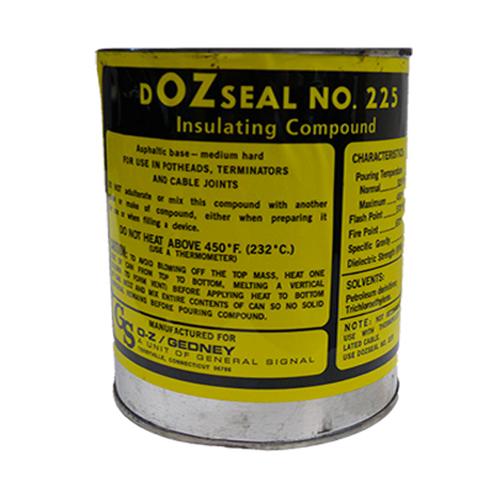 O Z Gedney Doz 220 Q North Coast Electric