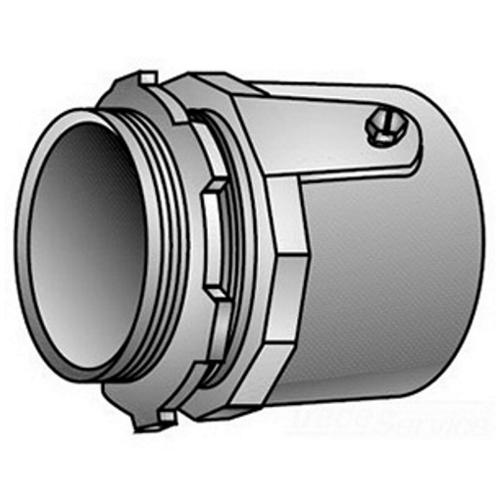 OZ/Gedney 28-050 OZ-G 1/2 MALL S/S COND CONN