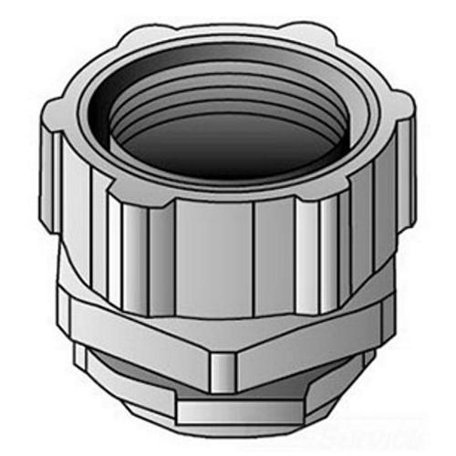 OZ-G 4Q-500 5IN STR L/T CONN