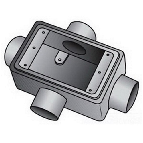 OZ-G FDX-1-75 1G MALL FDX BOX