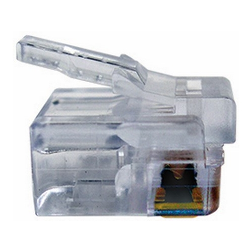 PLATINUM 100026B EZ-RJ11 Connector,
