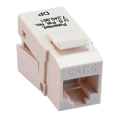 PLATINUM 706WH-4C EZ-SnapJack C6 Wh