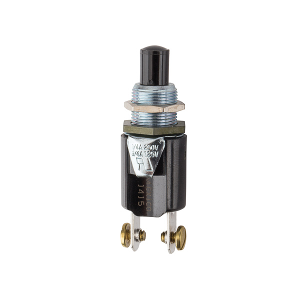 NSI 76020PS Pushbutton Momentary SPST N.O.