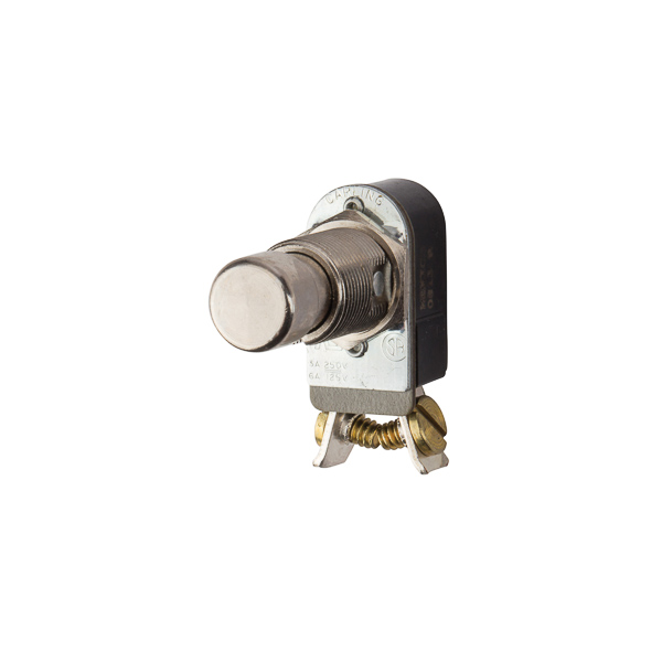NSI 76050PS Pushbutton Maintained Screw Terminals
