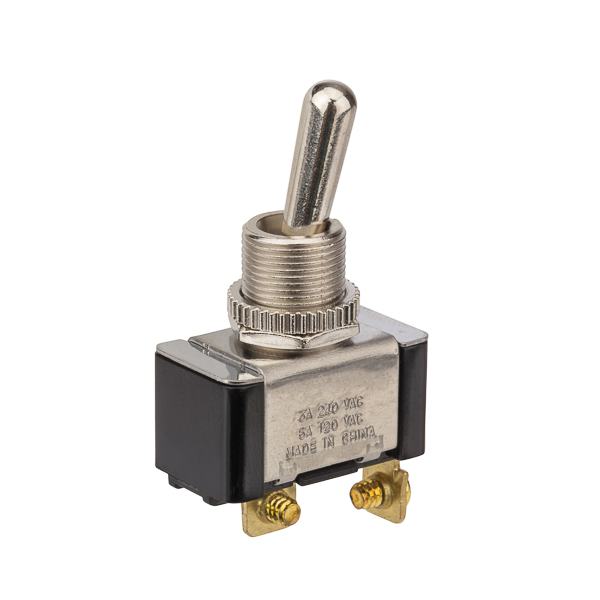 NSI 78110TS Toggle Switch Bat SPST On-Off 6 Amp