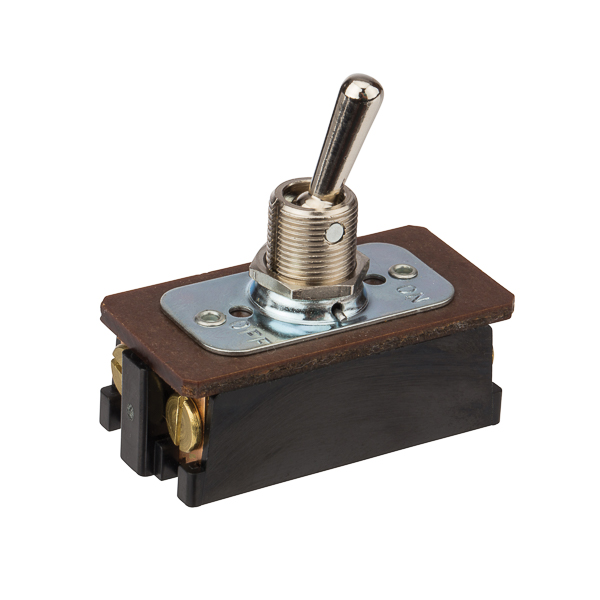 NSI 78300TS Toggle Switch Bat DPST On-Off Screw