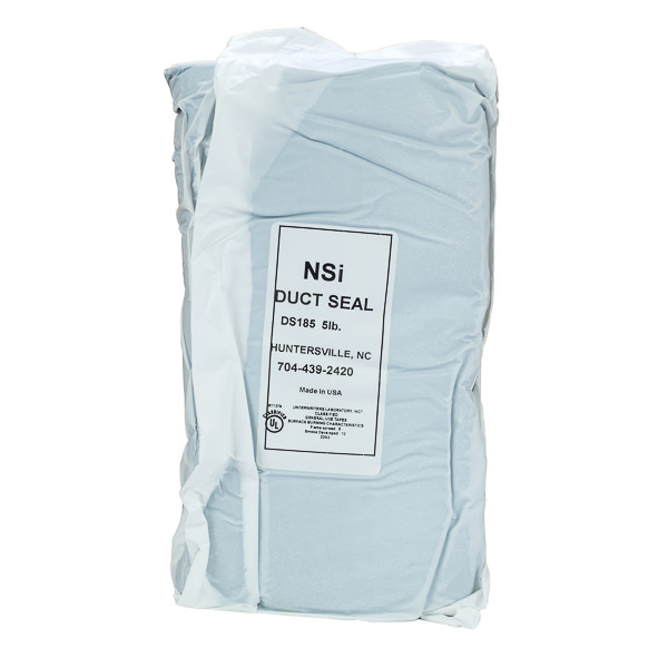NSI DS185 Duc Seal In 5 Lb Packages