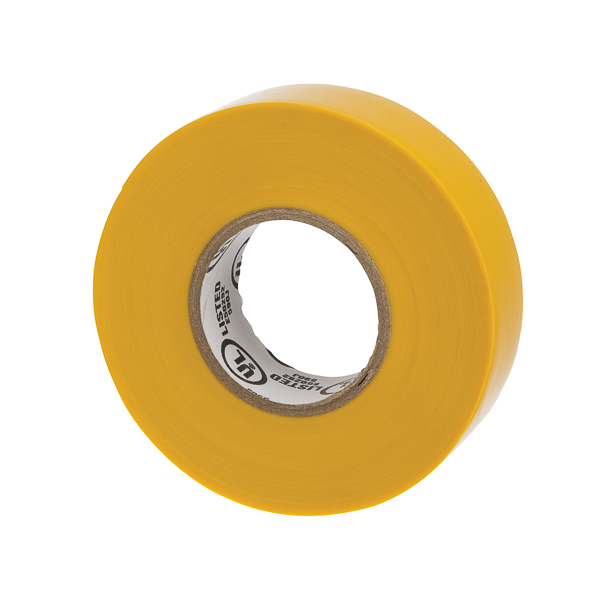 NSI WW-716-4 WARRIOR WRAP 7 MIL TAPE YELLOW