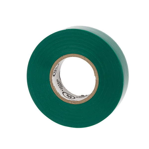 NSI WW-716-5 WARRIOR WRAP 7 MIL TAPE GREEN