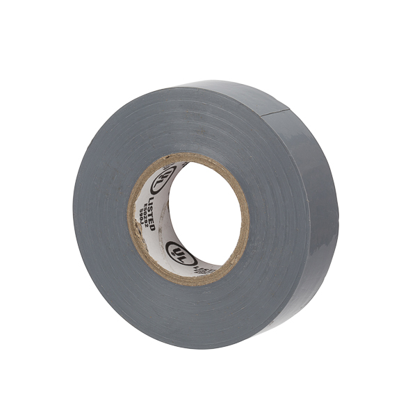 NSI WW-716-8 WARRIOR WRAP 7 MIL TAPE GREY