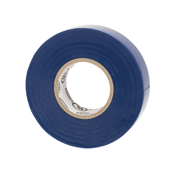 NSI WW-732-6 Warrior Wrap Blue 7mil Premium Vinyl Electrical Tape