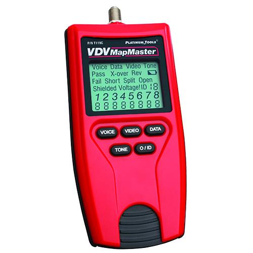 PLATINUM T119C VDV MapMaster Tester