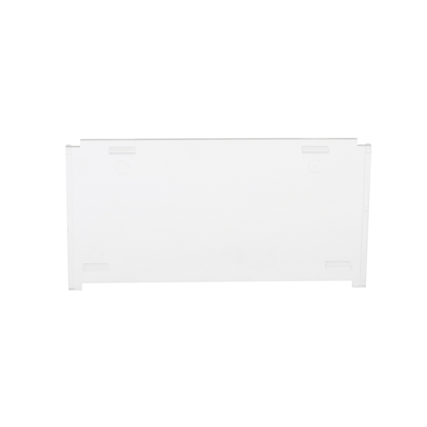 NSi,CL,NSI Connecter-Bloks™ CL Power Distribution Block Cover, 600 VAC, Acrylic, Clear