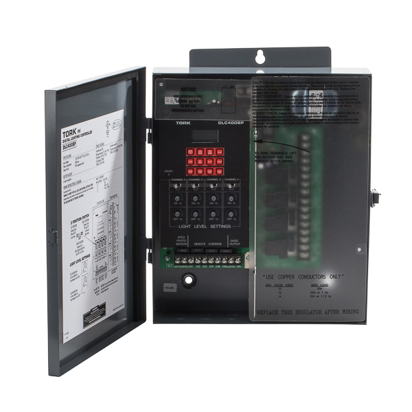 NSi,DLC400BP,Lighting Panel 4 CH 120-277V