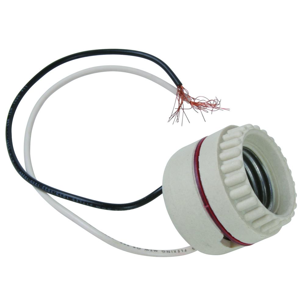 Pass & Seymour 5740 30 Amp 250 VAC 3-Phase 3-Pole 4-Wire NEMA 15-30R Straight Blade Power Receptacle