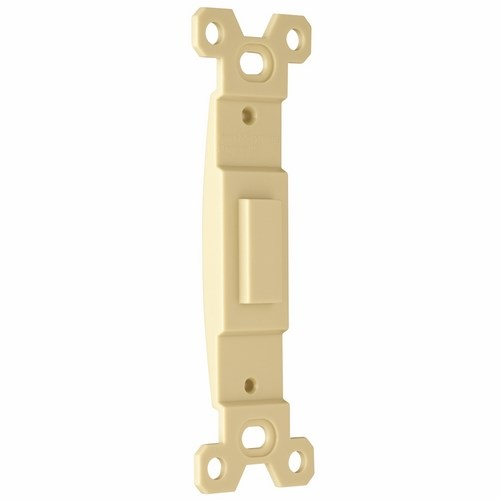 P&S 80700-I MOUNTING STRAP FOR BLANK INSERT, TOGGLE SWITCH INSERT