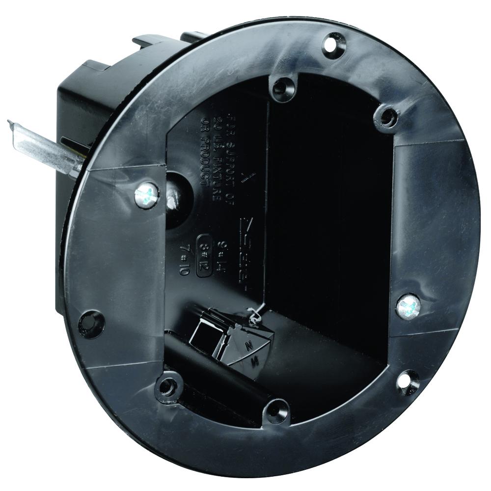 Pass & Seymour C1-18-WAC 3-1/4 In Round Ceiling Box
