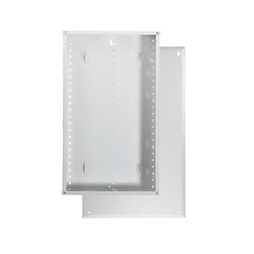"PS EN4200 Perfect for largerinstallations, this 42"" enclosurewith screw-on cover featuresuniversal On-Q style mounting holesthat are compatible with allbay-style modules."