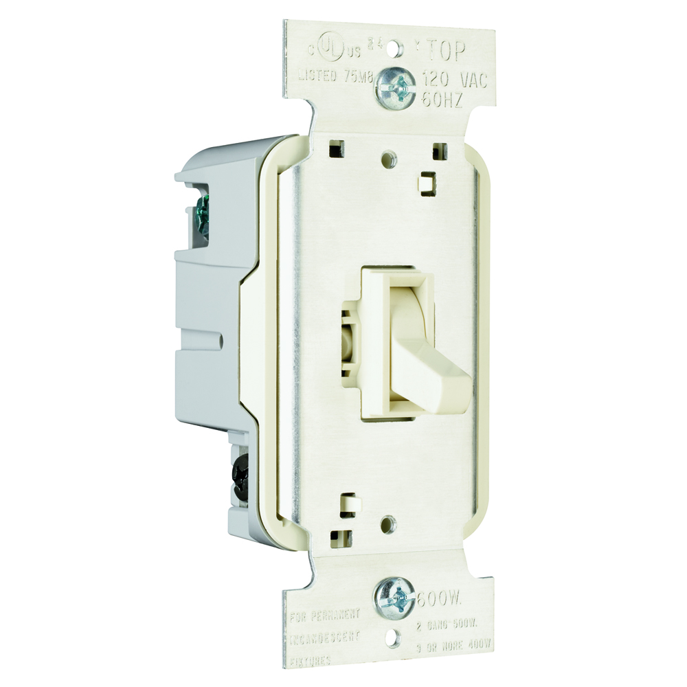 Legrand Pass Seymour T603 La North Coast Electric 3 Way Electronic Dimmer Switch