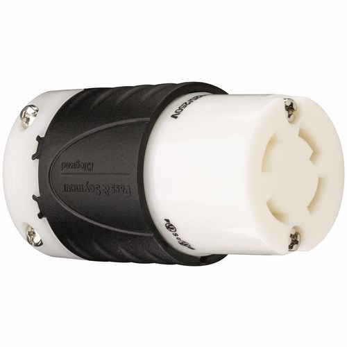 Pass & Seymour L1430-C Turnlok Connector 4Wire 30Amp 125/250Volts