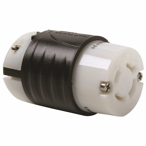 P&S L1620-C : TURNLOK CONNECTOR 4-WAY 20A 3P 480V