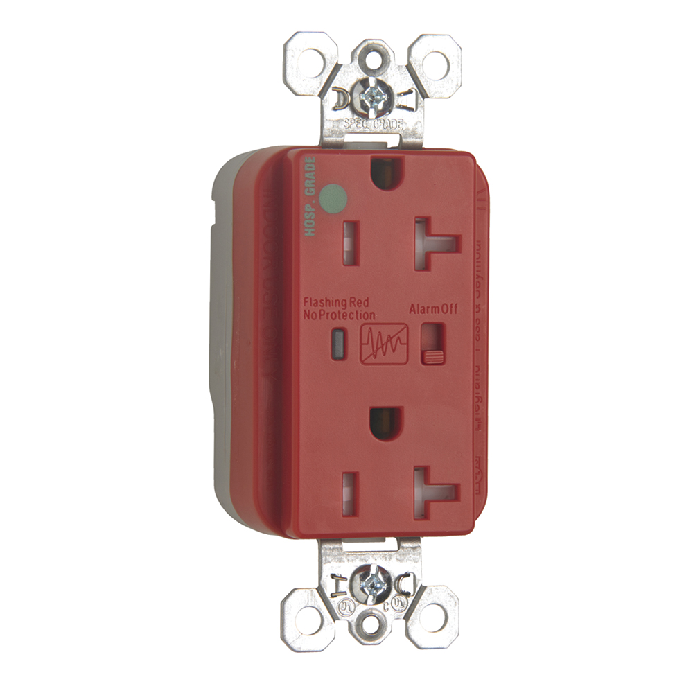 Wiring Devices Plugs & Receptacles Electrical Receptacles - GFCI ...