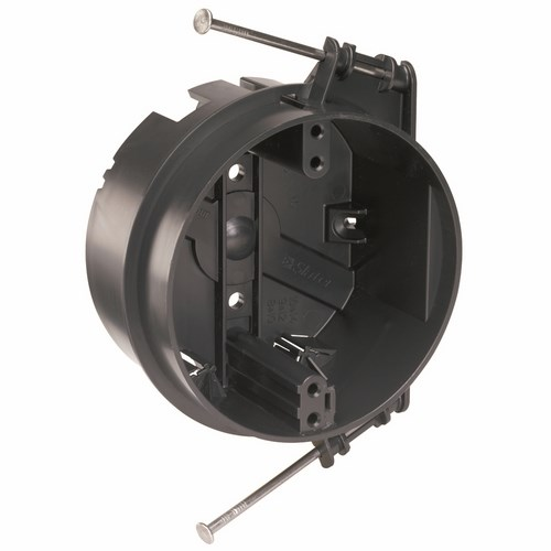 Pass & Seymour S1-20-RAC 4 In Round Ceiling Box
