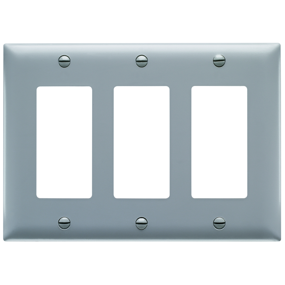 Wiring Devices Plugs & Receptacles Wall Plates | Electrical ...