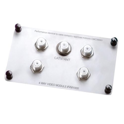 PS VM1000 VM1000 1X4 ENH PASS VIDSPLIT/C