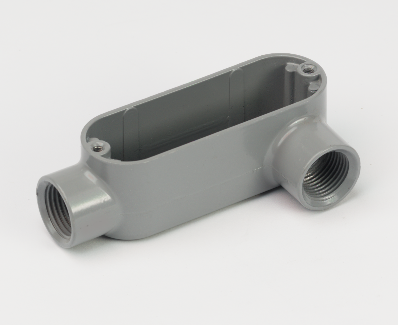 1-1/2 LL CONDUIT BODY WITH C&G 20286