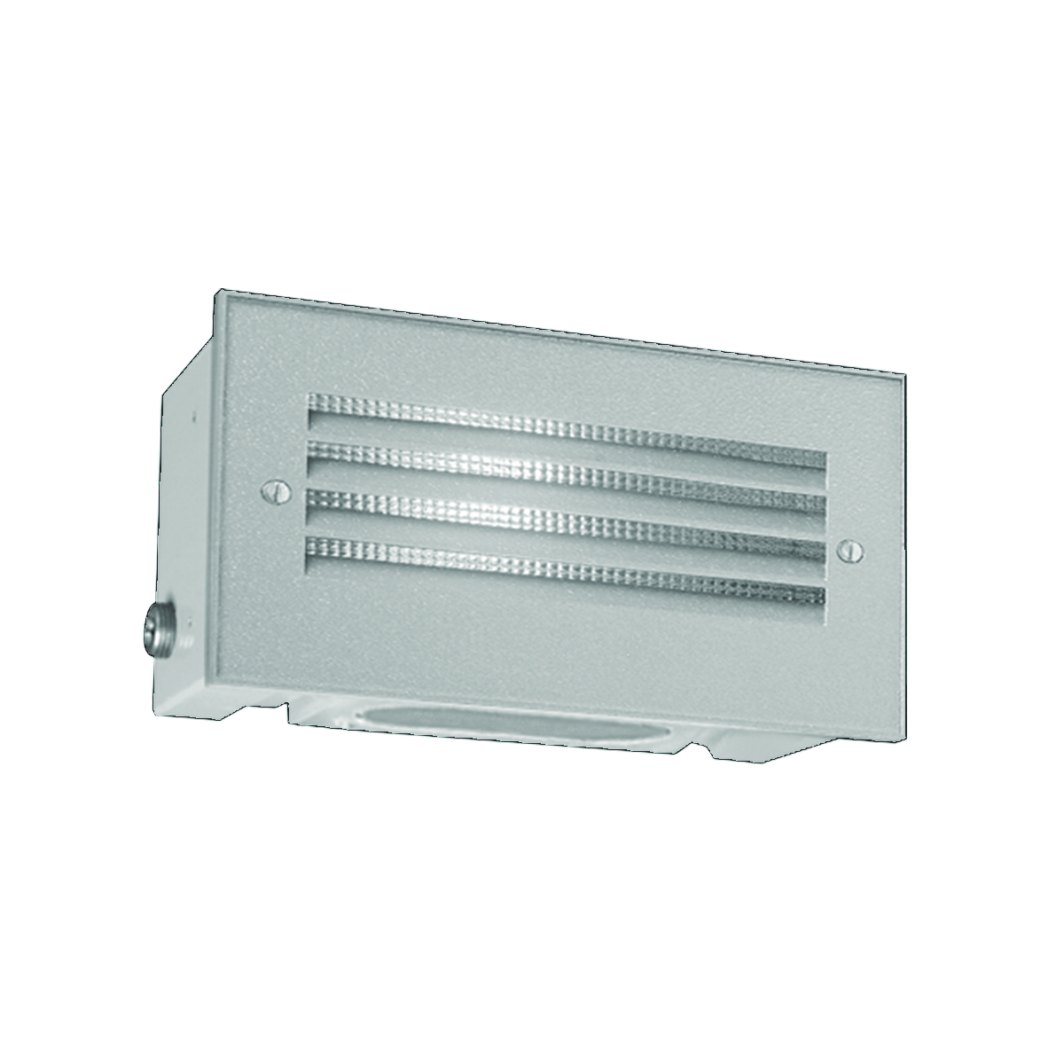 Hubbell Prescolite,ALE-WH,Prescolite ALE-WH Non-IC Rated Recessed Step Light, A19 Lamp, 120 VAC, Die-Cast Aluminum Housing